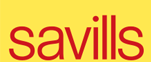 Savills logo: red text on yellow background. Corporate florist, event flowers, office flowers, sustainable florist, Central London florist, Local florist, Soho Florist, Contemporary Floral Display. Weekly Office Flowers; Weekly Flowers; Weekly Contract Flowers; Reception Desk Flowers; Office Reception Flowers.
