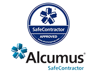Certified Alcumus Safe Contractor